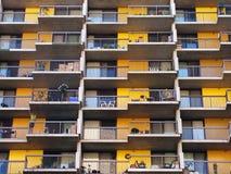 Los Angeles-Wohnungen Stockbilder