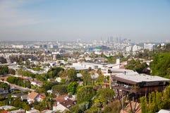 Los Angeles-Wolkenkratzer Lizenzfreies Stockfoto