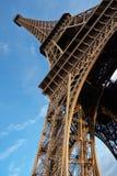 Los Angeles wycieczka turysyczna Eiffel Zdjęcia Royalty Free