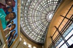 Los Angeles zjednoczenia staci malowidło ścienne Zdjęcie Stock