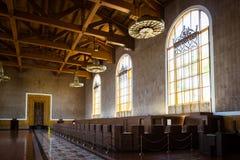 Los Angeles zjednoczenia staci metkowanie Hall Obrazy Royalty Free