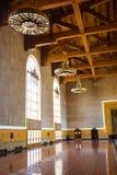 Los Angeles zjednoczenia staci metkowanie Hall Zdjęcie Royalty Free