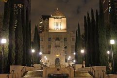 Los- Angelesbibliothek Stockfotografie
