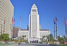 Los AngelesRathaus, im Stadtzentrum gelegenes Behördenviertel Lizenzfreie Stockbilder