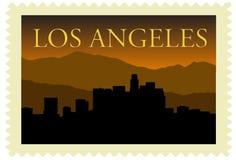 Los- Angelesstempel Stockbild