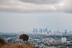 Los- Angeleswolkenkratzer Lizenzfreies Stockbild
