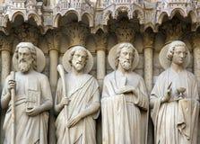 Los apóstoles Imágenes de archivo libres de regalías