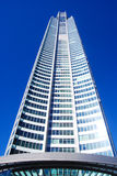 Los apartamentos más altos Gold Coast Aus del paraíso de las personas que practica surf Imagen de archivo