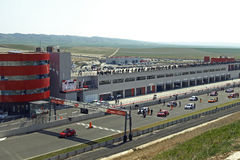 Los arcos circuit Stock Photography