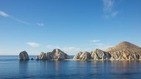 Los Arcos de Cabo San Lucas Stock Images