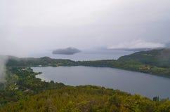 Los Arrayanes, εθνικό πάρκο, Αργεντινή Στοκ φωτογραφίες με δικαίωμα ελεύθερης χρήσης