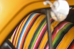 Los asientos del raimbow Fotos de archivo