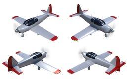 Los aviones de aviación general rinden Fotografía de archivo libre de regalías
