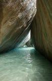 Los baños, British Virgin Islands Imágenes de archivo libres de regalías