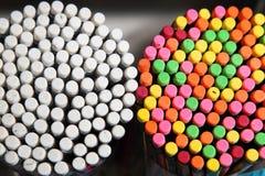 Los Bleistifte, Briefpapier, ein Schreibwarengeschäft Stockfotografie