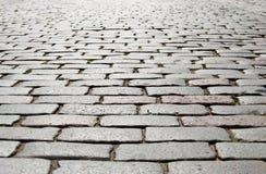 Los bloques de la piedra se cierran para arriba Foto de archivo libre de regalías