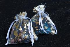 Los bolsos del regalo Fotos de archivo