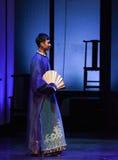 Los brazos-detrás de Guo Prince a las emperatrices palacio-modernas del drama en el palacio Fotografía de archivo