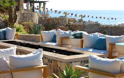 Los Cabos墨西哥Cabo圣卢卡斯海滩胜地50 megapixels图片 免版税库存图片