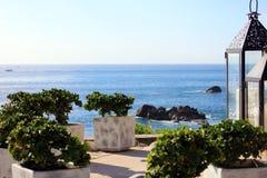 Los Cabos墨西哥Cabo圣卢卡斯海滩胜地50 megapixels图片 免版税库存照片