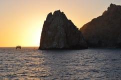 Los Cabos в Мексике Стоковые Изображения RF