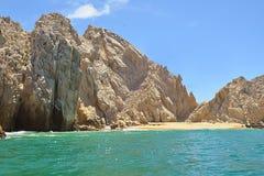 Los Cabos Lovers& x27; strand Royaltyfri Foto