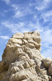 Los cabos sand rock Stock Images