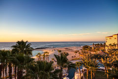 Los Cabos Sunrise Stock Photo