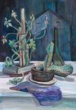 Cactus ilustración del vector
