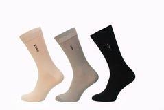 Los calcetines fotografía de archivo