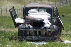 Los camiones viejos nunca mueren Imagen de archivo