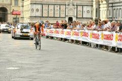 Los 2013 campeonatos del mundo del camino de UCI en Florencia, Toscana, Italia Imagen de archivo