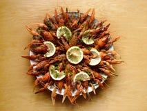Los cangrejos Imagen de archivo libre de regalías
