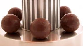 Los caramelos en el soporte del metal Imágenes de archivo libres de regalías