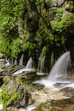 Los Chorros-Small Waterfalls Royalty Free Stock Photography