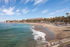 Los Christianos Beach Royalty Free Stock Photos