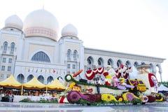 Los colores de Fest de la flora de la armonía visitan Malasia 2007 Imagen de archivo