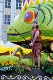 Los colores de Fest de la flora de la armonía visitan Malasia 2007 Imágenes de archivo libres de regalías