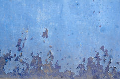 Los colores de la grieta en la superficie Imagenes de archivo