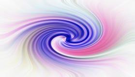 Los colores de la plantilla remolinan los colores del arco iris del fondo que remolinan que tuercen la torsión ilustración del vector