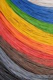 Los colores de redes Fotos de archivo libres de regalías