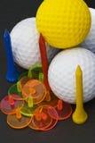 Los colores del golf III Fotos de archivo
