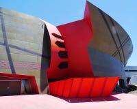 Los colores del museo australiano Fotografía de archivo libre de regalías
