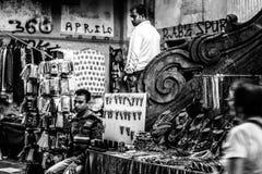 Los comerciantes en los suyos sueñan imagen de archivo libre de regalías