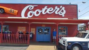 Los Cooters almacenan en Nashville TN Imagen de archivo libre de regalías