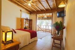 Los Corales hotel, Mancora, Peru Royalty Free Stock Photography