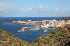Los Cristianos, Tenerife Royalty Free Stock Images