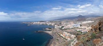 Los Cristianos, Tenerife, wyspy kanaryjska Fotografia Stock