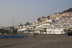 Los Cristianos Royalty Free Stock Images