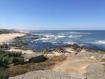 Los días de verano en Portugal Imagen de archivo libre de regalías
